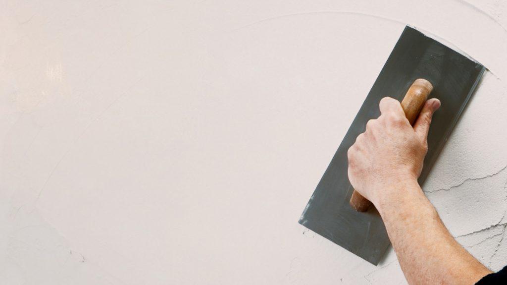 Master Handyman - plastering
